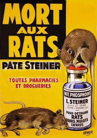 warfarin rat dose poison