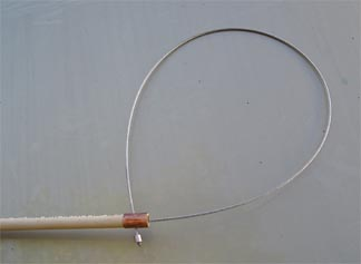 Do It Yourself Snare Pole